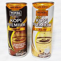 ワンダコーヒー マレーシア